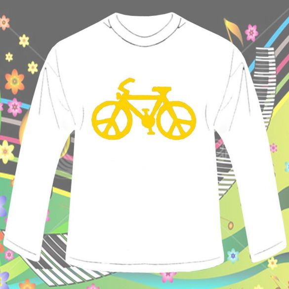 Long Sleeve  BIKE OF PEACE 02