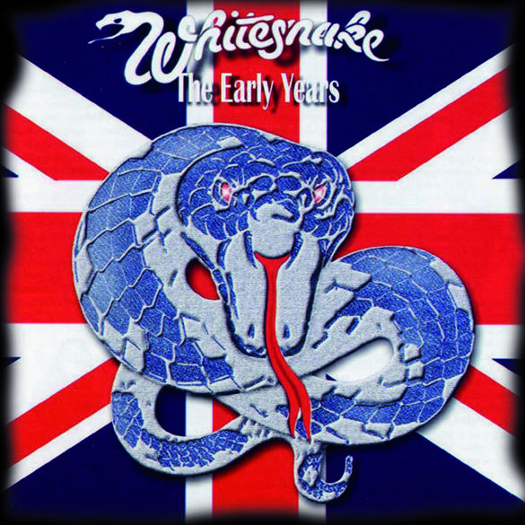 Long Sleeve WHITESNAKE - THE EARLY YEARS 01