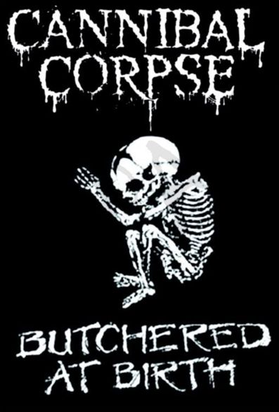 Koszulka bez rękawów CANNIBAL CORPSE - BUTCHERED AT BIRTH 01