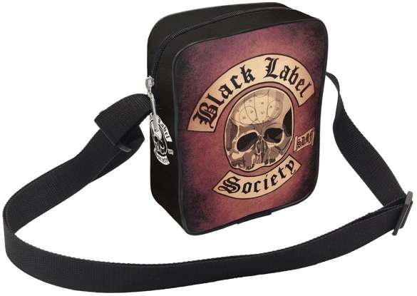 Torba Listonoszka BLACK LABEL SOCIETY