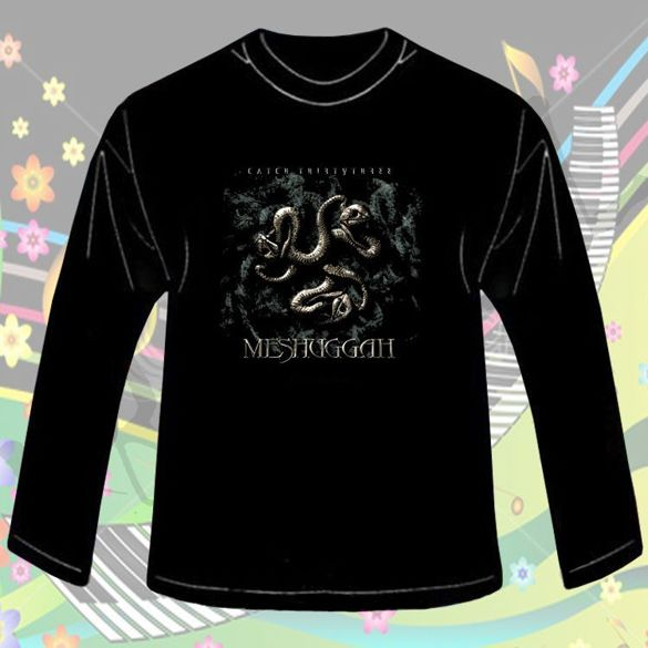 Long Sleeve MESHUGGAH - CATCH 33 01