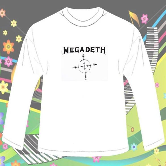 Long Sleeve MEGADETH