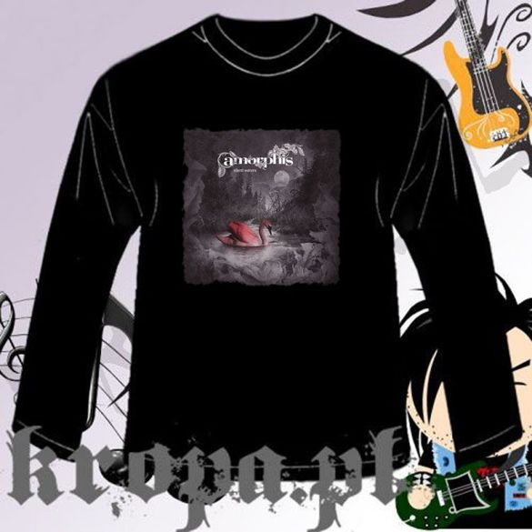 Long Sleeve AMORPHIS - SILENT WATERS 02