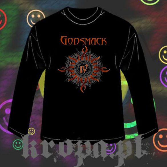 Long Sleeve GODSMACK - IV 02
