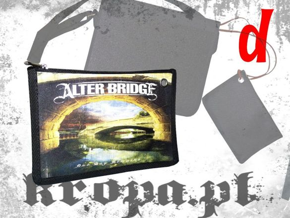 Saszetka ALTER BRIDGE