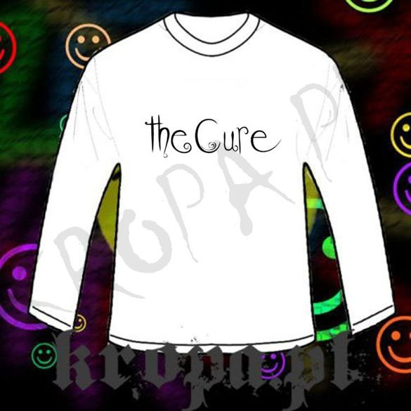 Long Sleeve THE CURE - 03