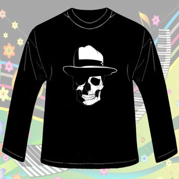 Long Sleeve  SKA SKULL 02