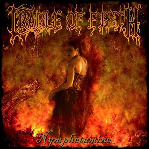 Long Sleeve CRADLE OF FILTH - NYMPHETAMINE 04