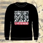 Bluza RAGE AGAINST THE MACHINE - LIVE&RARE