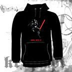 Bluza kangurka DARTH VADER - DEAL WITH IT