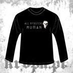 Long Sleeve  ALL MONSTERS ARE HUMAN 02