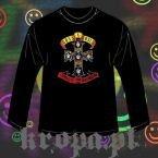 Long Sleeve GUNS N'ROSES - APETITE FOR DESTRUCION 05