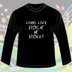 Long Sleeve LONG LIVE ROCK N' ROLL! - 01
