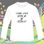 Long Sleeve LONG LIVE ROCK N' ROLL! - 02