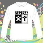 Long Sleeve PEOPLE AGAINST RACISM 02