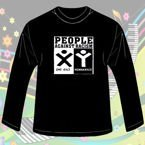 Long Sleeve  PEOPLE AGAINST RACISM