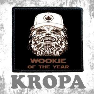 Naszywka Wookie Of The Year