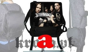 Plecako-torba ALTER BRIDGE