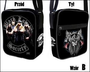 Torba Listonoszka BLACK LABEL SOCIETY- OUTLET