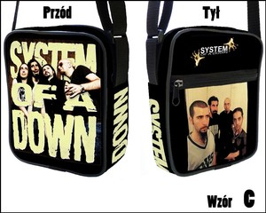 Torba Listonoszka SYSTEM OF A DOWN- OUTLET