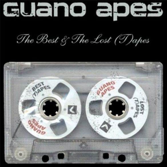 Bluzka damska GUANO APES - THE BEST & THE LOST (T)APES